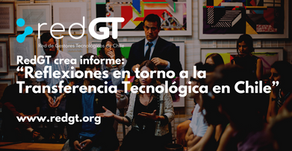 Informe RedGT se convierte en insumo para discusión sobre transferencia en Chile