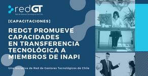 RedGT promueve capacidades en Transferencia Tecnológica a miembros de INAPI