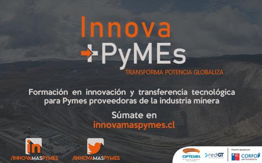 RedGT ejecuta programa de capacitación en innovación tecnológica para Pymes mineras