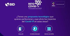 Se amplía plazo: Reto Covid-19