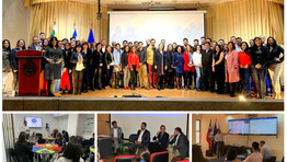 Con una alta convocatoria y diversas actividades se desarrolló el XIX Encuentro de la Red GT