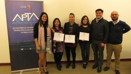 Profesionales de la RedGT participan en capacitación en Transferencia Tecnológica gracias a convenio