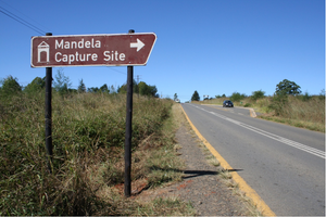 Madiba capture site