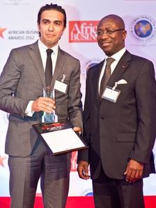 Africa Business Awards 2012