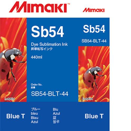 Sb54 Dye Sublimation Ink Cartridge Blue T