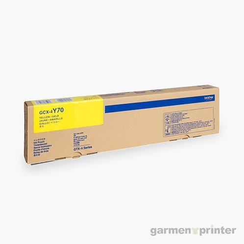 Yellow Ink 700cc / GTX Printer