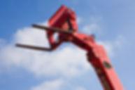fork lift truck inclinometer