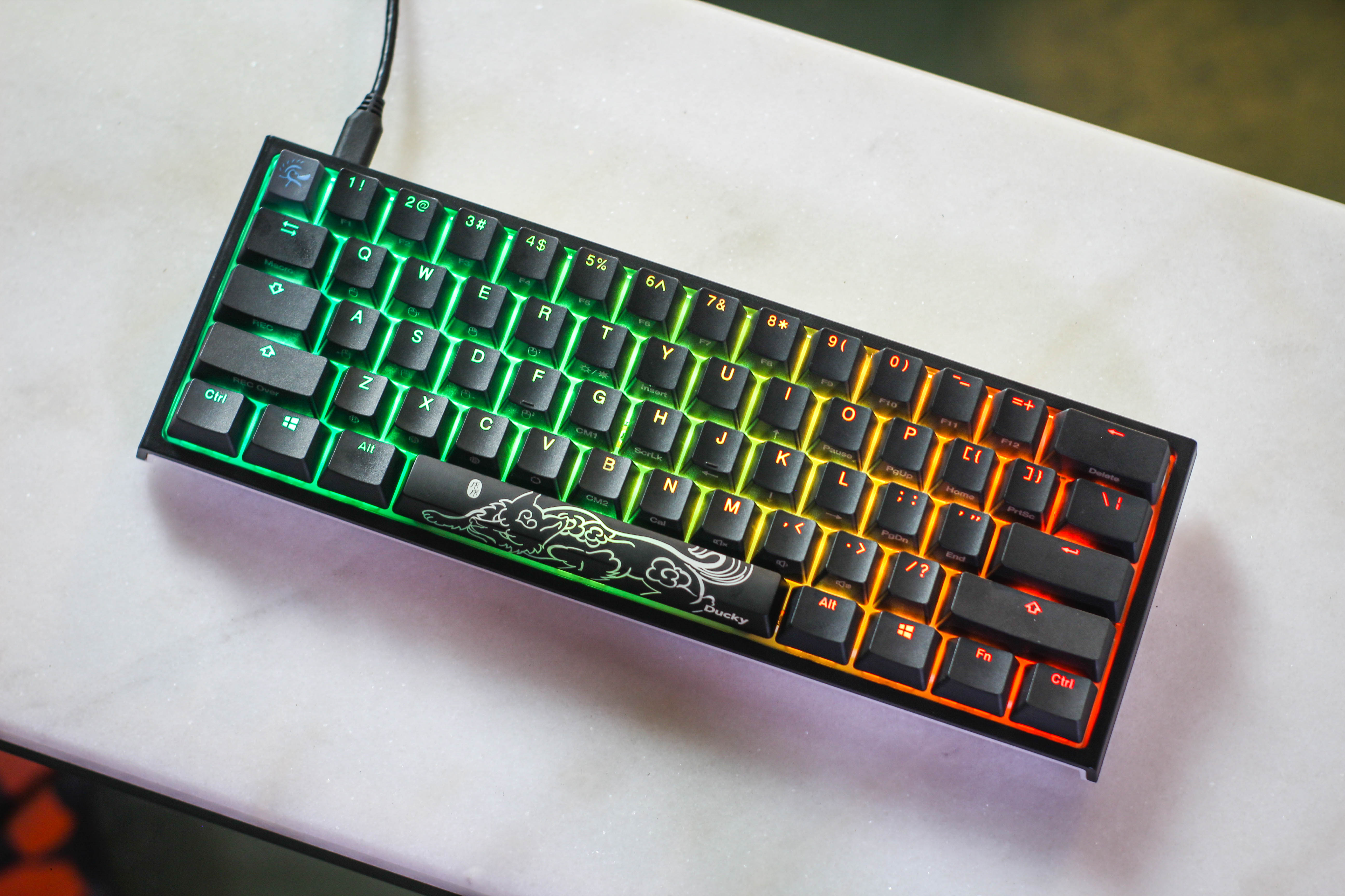 Ducky One 2 Mini Mechanical Keyboard : REVIEW