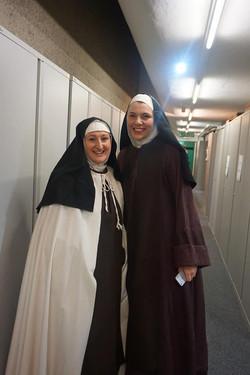 Nun down time