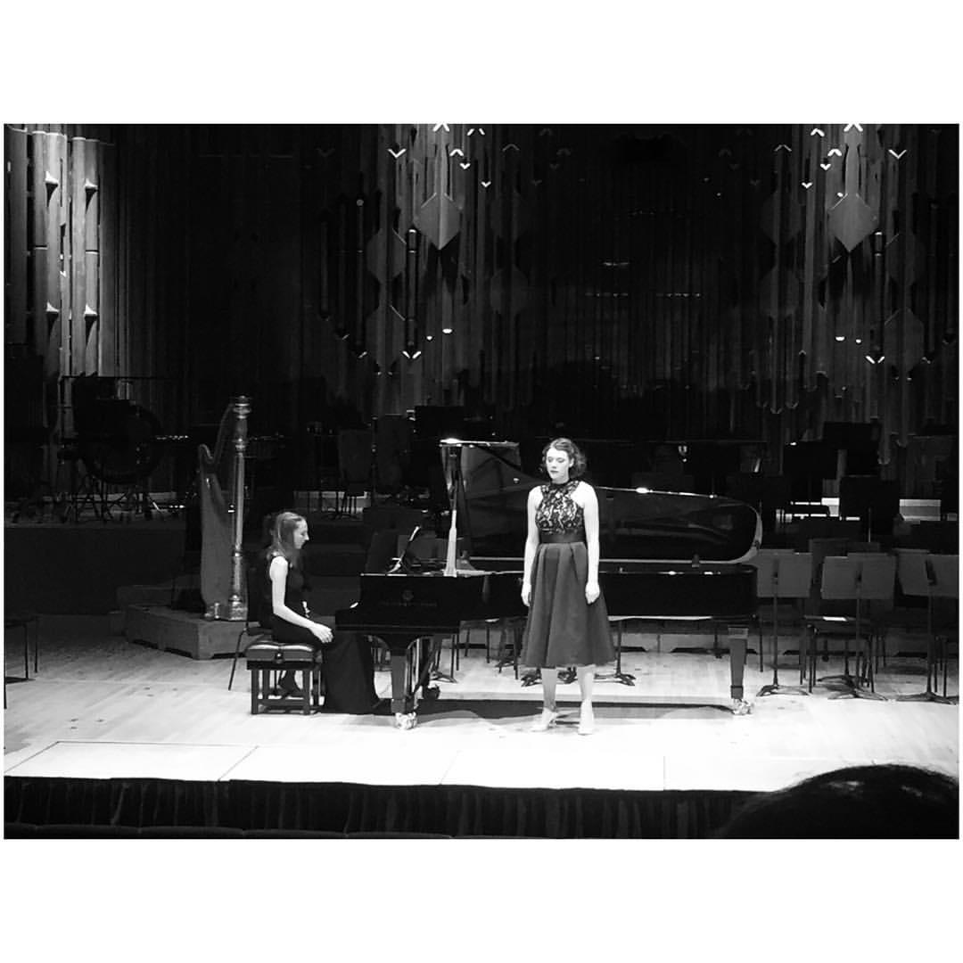 Sibelius song recital, Barbican Hall