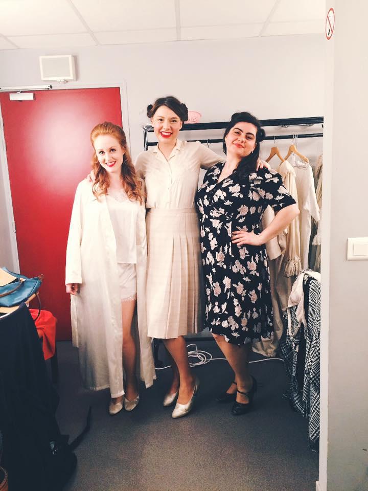 Backstage Beatrice