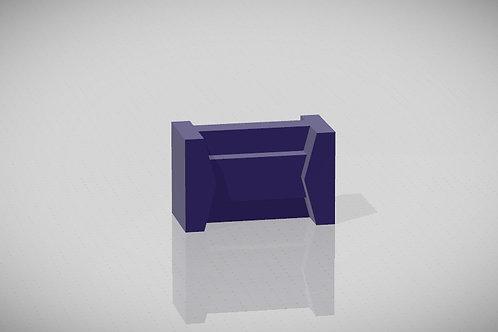 Ремкомплект ограничителей дверей Nissan Almera n16/door limiter repair kit