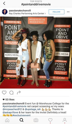 Point and Drive. A concept that becomes a lifestyle. It's more than a movie; it's a MOVEMENT