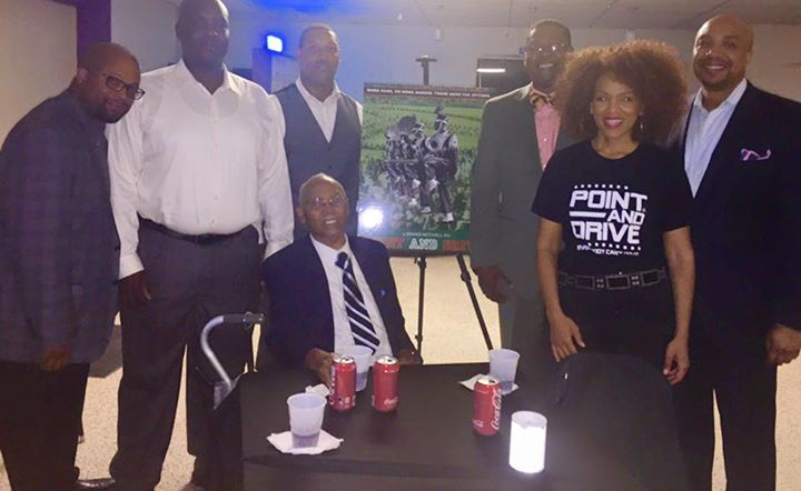 100 showed up in Orlando! #PointAndDriveMovie