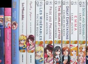 Manga Classics Creating Context for Classic Literature
