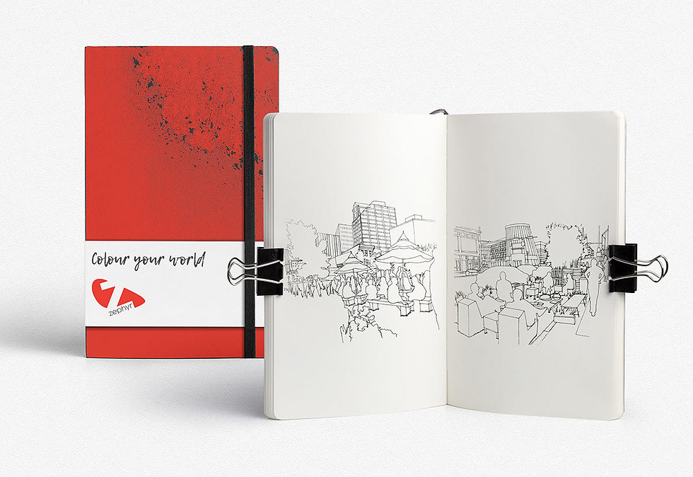 Zephyr : Notebook