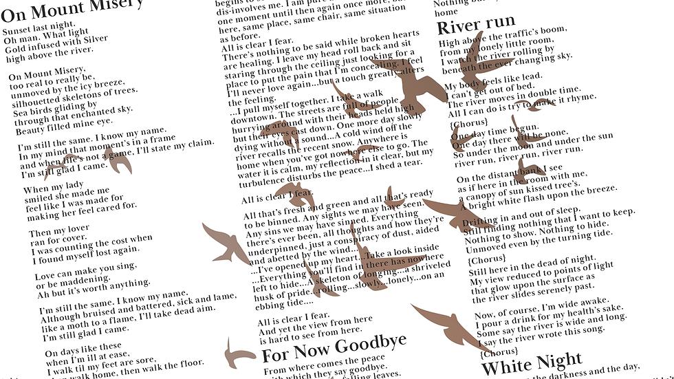 Birds of Burden Lyrics