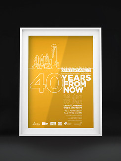 40 Years From Now : Exhibition
