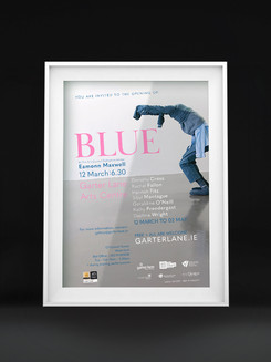 BLUE : The Arts Council Collection
