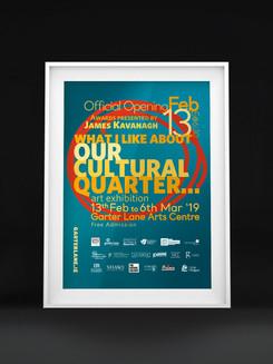 Our Cultural Quarter : Exhibition