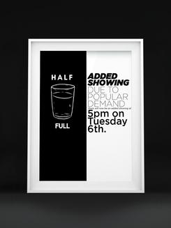 Half Full : Theatre Production