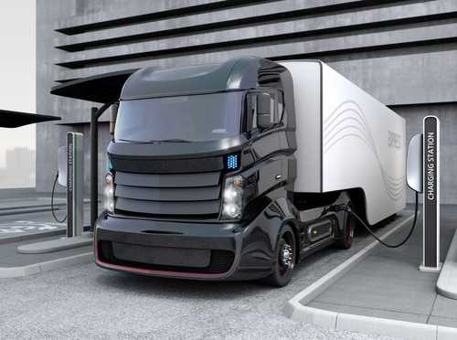 Tesla Not Alone in the Electric Semi Truck Market