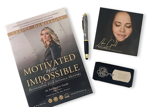 Motivated by the Impossible - Special Bundle Sale