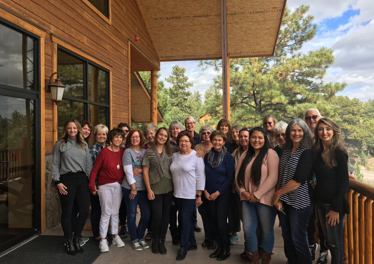 Women's Retreat - Growing Together