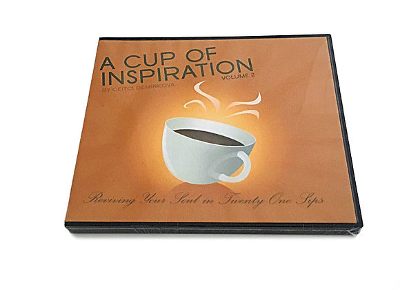 A Cup of Inspiration - Volume 2 - Audio Book Read by Ceitci Demirkova