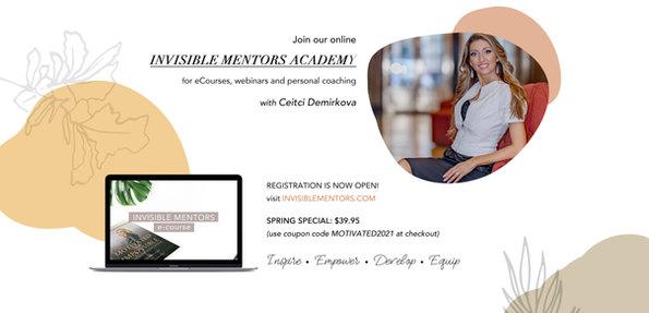 Invisible Mentors Promo