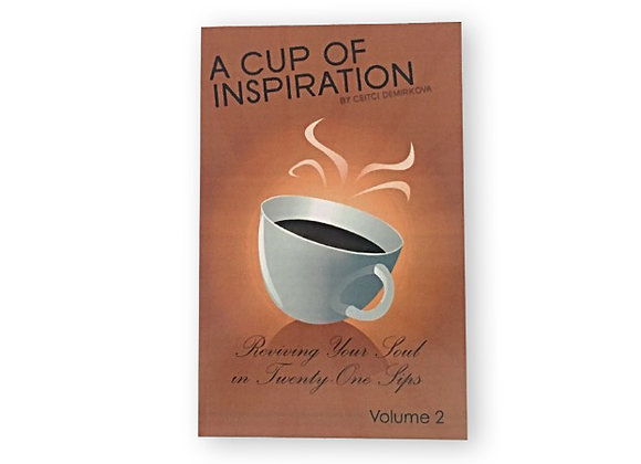 A Cup of Inspiration - Volume 2 by Ceitci Demirkova
