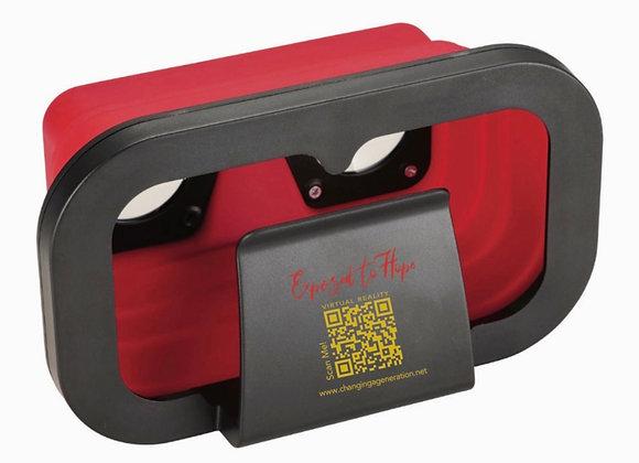 360VR portable headset