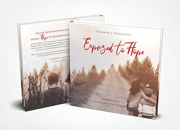 Exposed to Hope by Ceitci Demirkova and Sara Thibodeaux