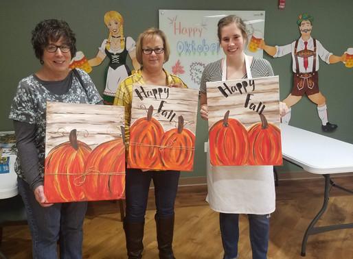 Great Lakes Senior Living, October Fest