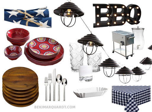 Shop The Look - 4th of July BBQ.