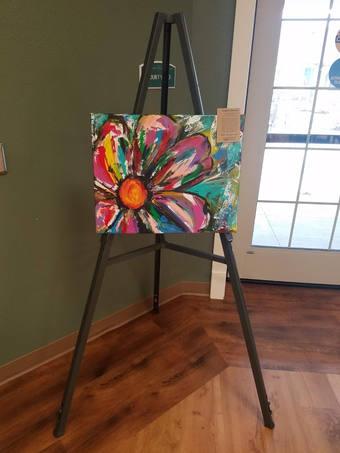art showing