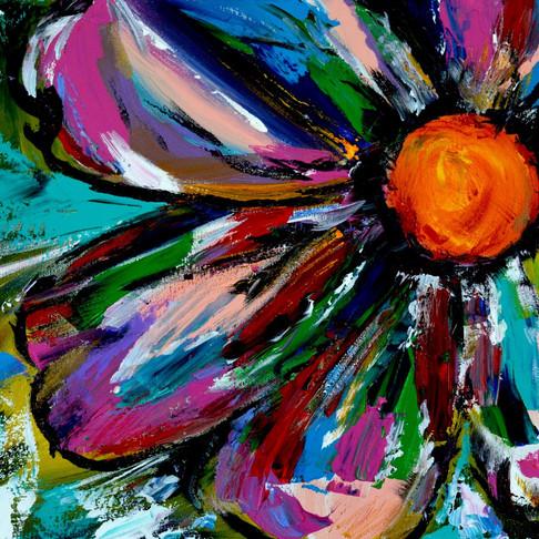 Behind the Art - Summer Breeze