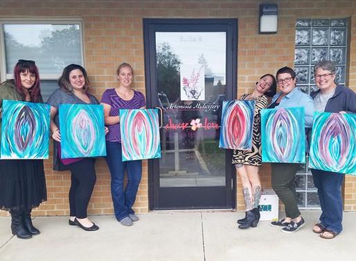 Choose Love, Birth and Breast Feeding Fundraiser