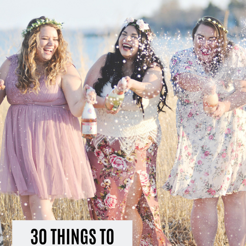 30 Things to Know & Do to Embrace YOUR New Year!