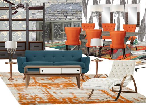 A Dash of Design Tips for Interiors