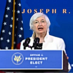 Bộ trưởng Tài chính Janet Yellen cho biết phải hành động nhanh chóng về quy định của stablecoin