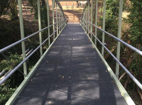 Hepburn Springs Anniversary Bridge