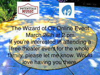 Virtual Wizard of Oz Event