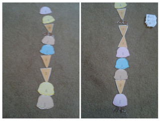 Ice Cream Piano Keys and Staff Game