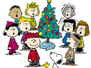 A Charlie Brown Christmas 5 Finger Piano Book