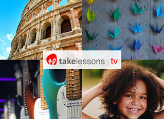 Takelessons.TV event