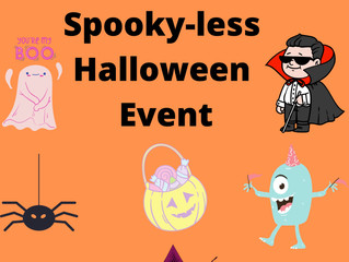 Gearing Towards A Spook-less Halloween Event