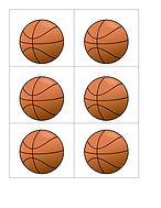 Basketball Pics and Missing Rhythm Cards