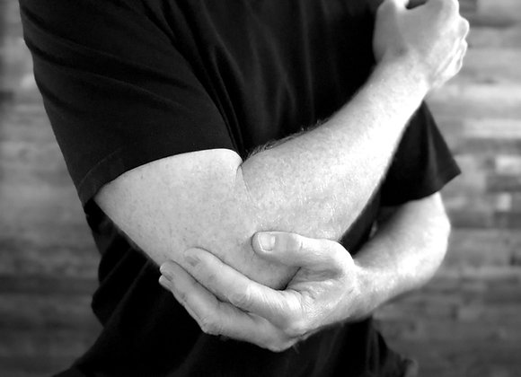 First Aid Relief - Forearm, Elbow & Wrist