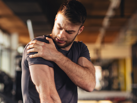 Why can't you get shoulder pain relief?